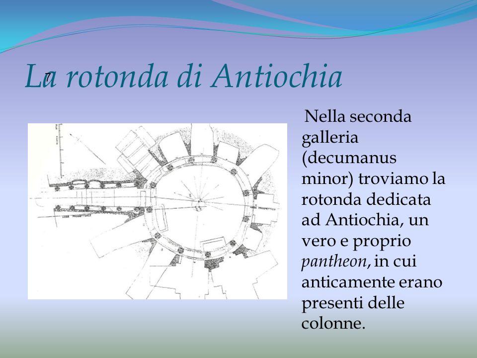 La rotonda di Antiochia