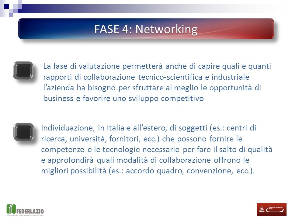 FASE 4: Networking