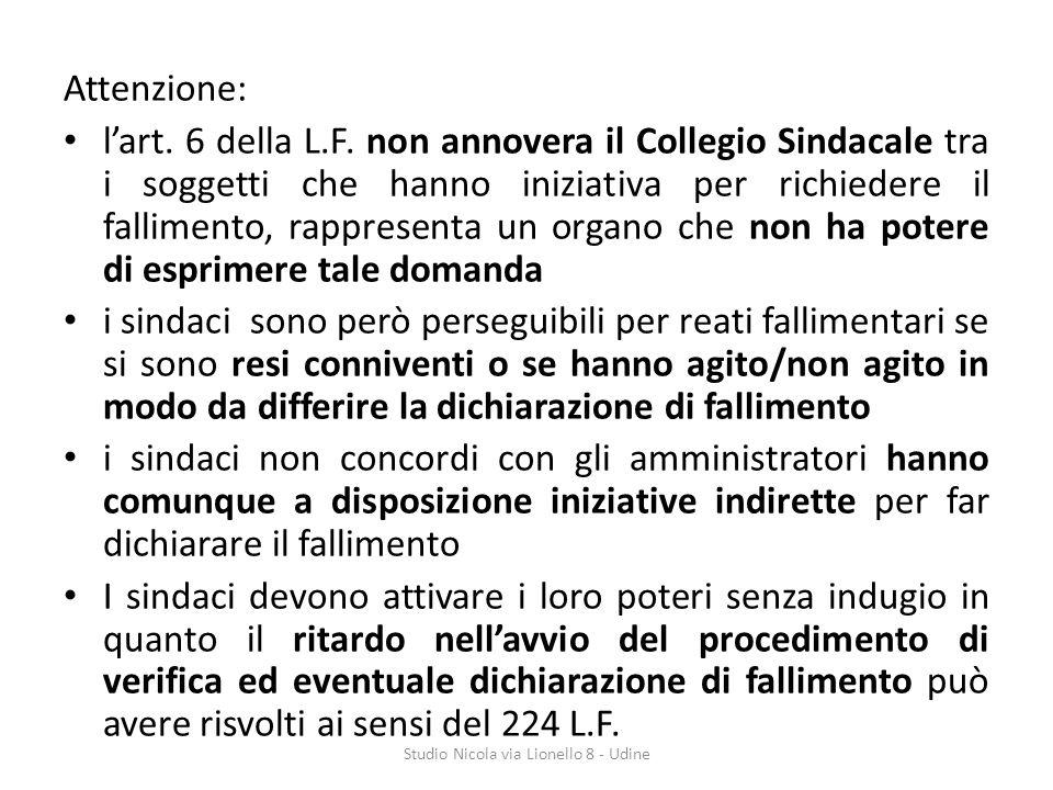 Studio Nicola via Lionello 8 - Udine