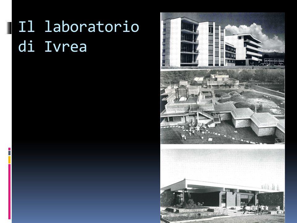 Il laboratorio di Ivrea