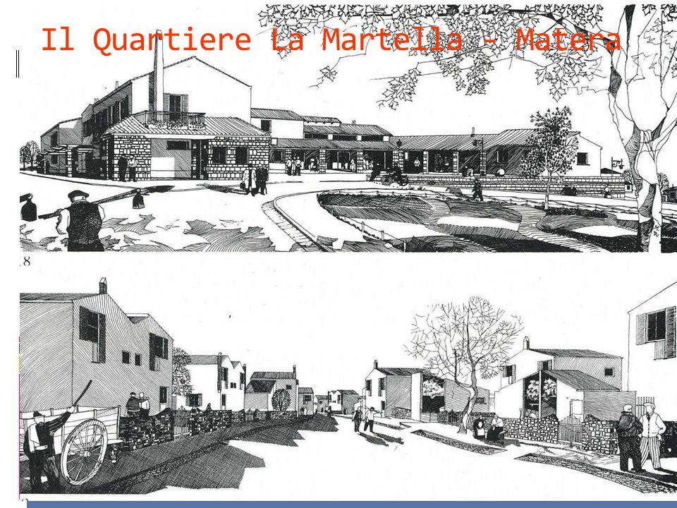 Il Quartiere La Martella - Matera