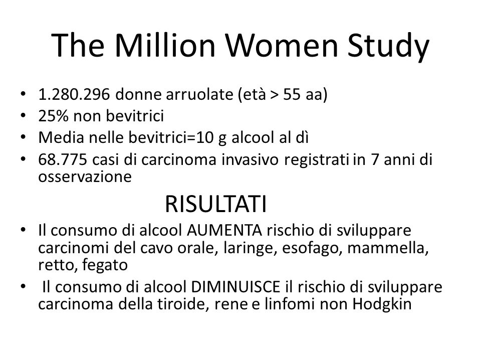 The Million Women Study