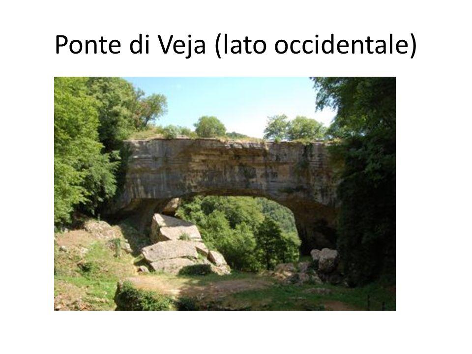 Ponte di Veja (lato occidentale)