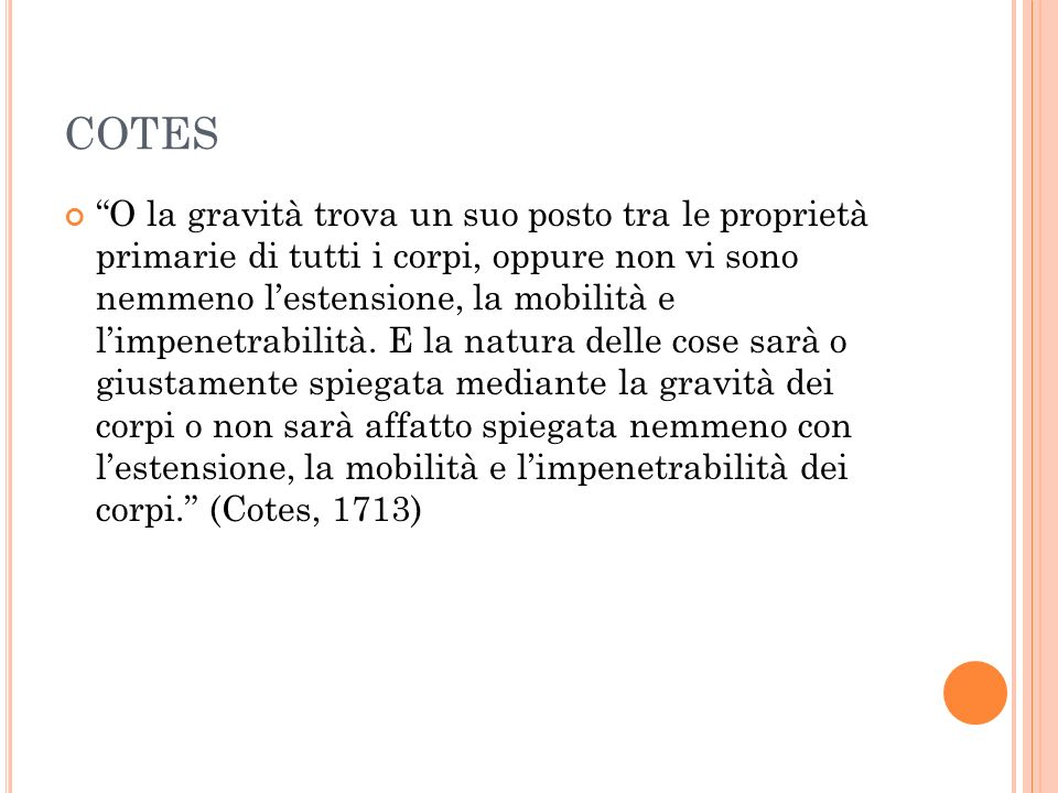 COTES