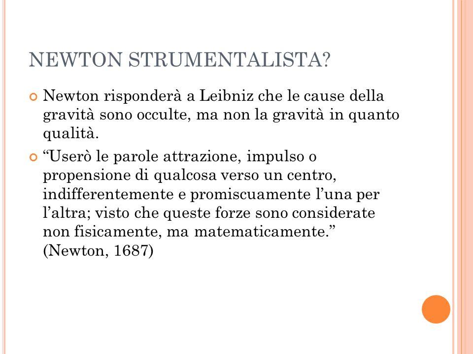 NEWTON STRUMENTALISTA