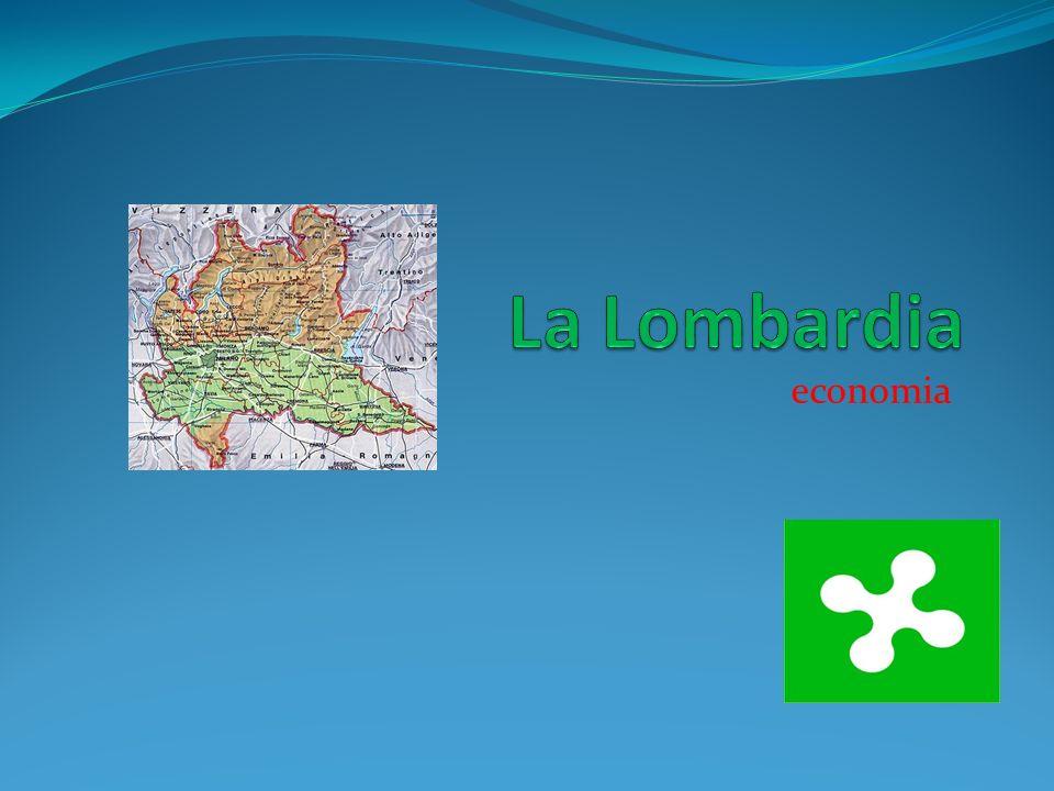 La Lombardia economia