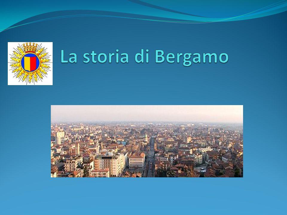 La storia di Bergamo