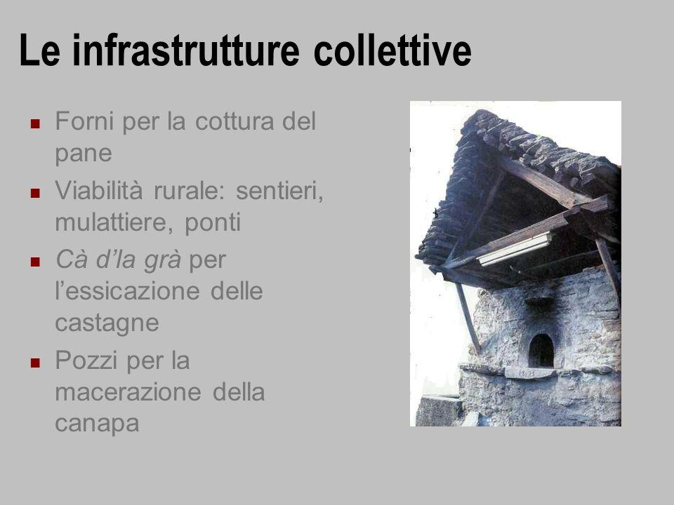 Le infrastrutture collettive