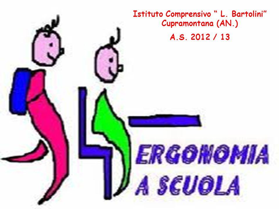 Istituto Comprensivo L. Bartolini Cupramontana (AN.)