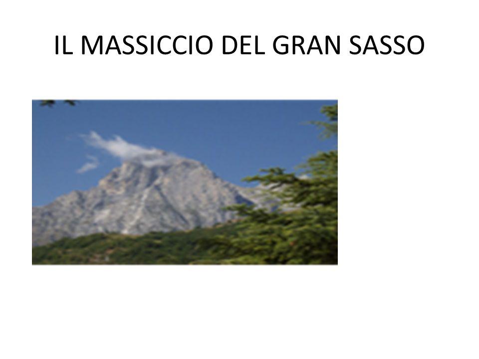 IL MASSICCIO DEL GRAN SASSO