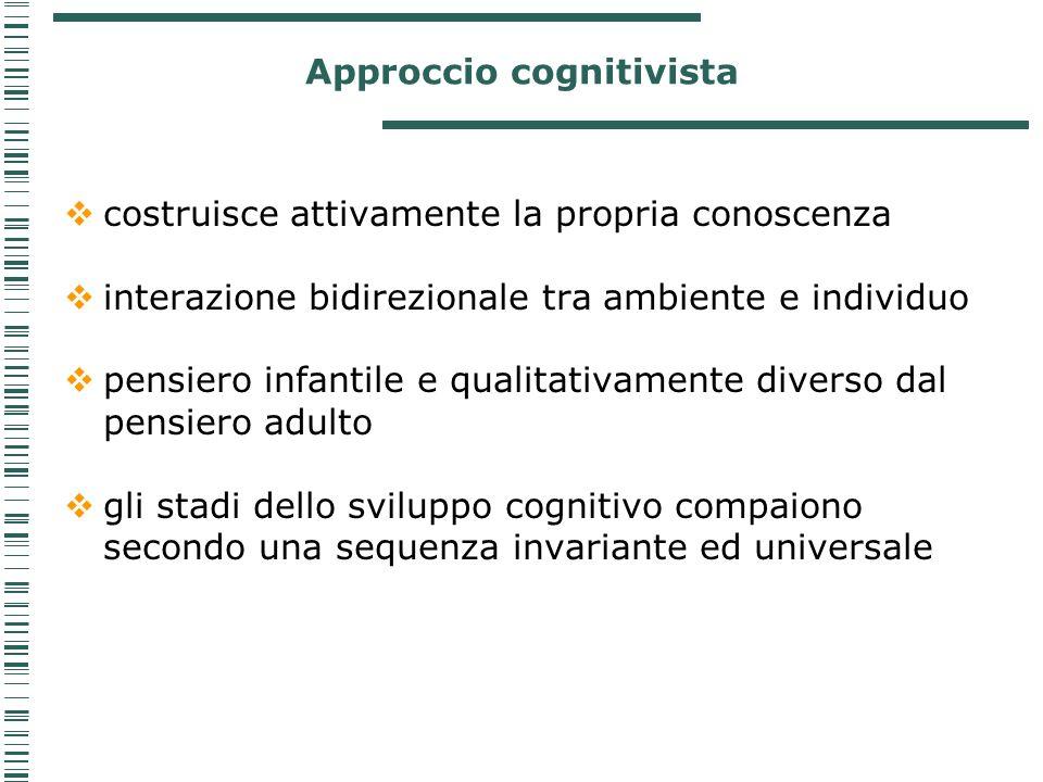 Approccio cognitivista