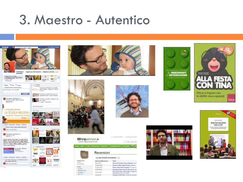 3. Maestro - Autentico