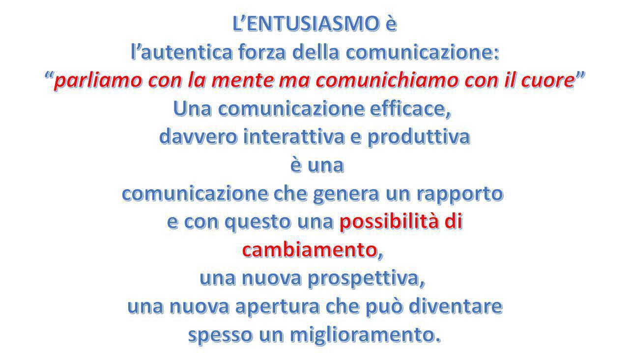 l'autentica forza della comunicazione: