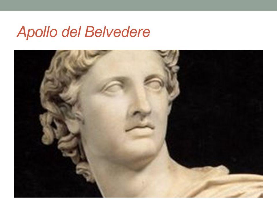 Apollo del Belvedere Leocarus ,