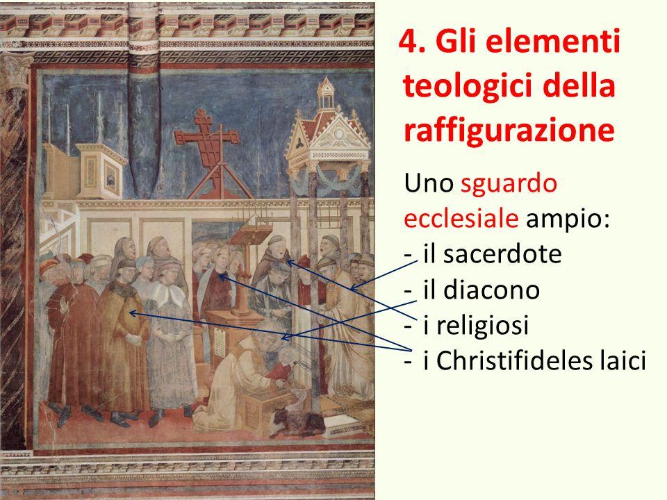 4. Gli elementi teologici della raffigurazione