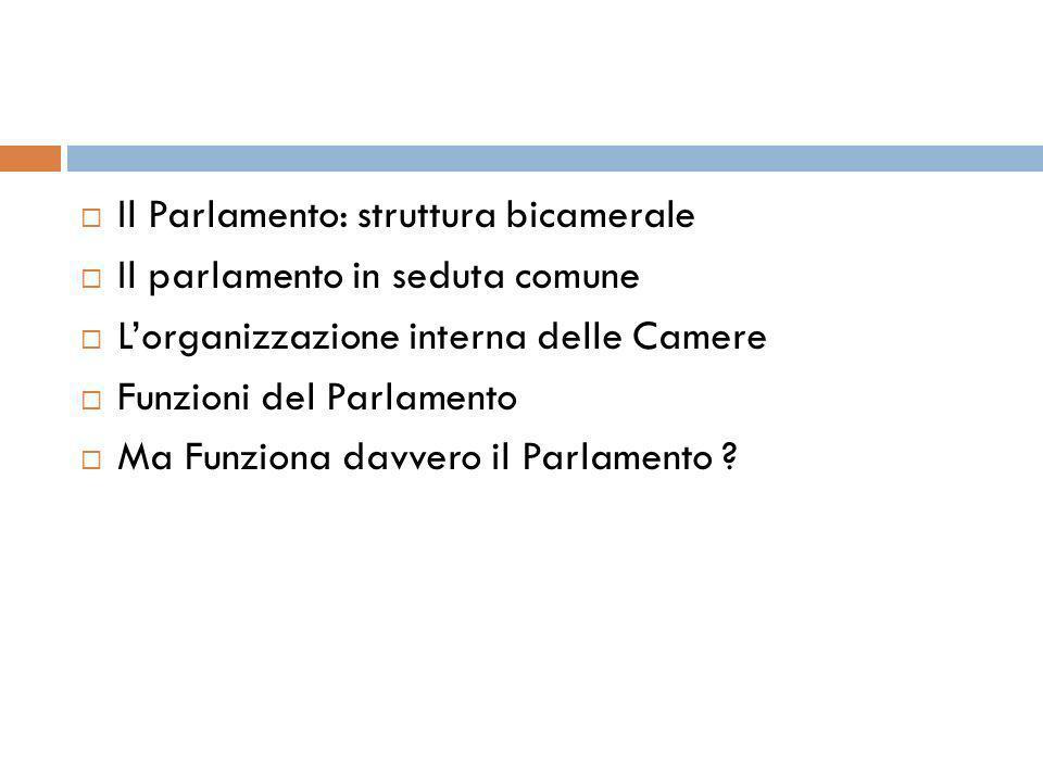 Il parlamento caratteri e struttura ppt scaricare for Struttura del parlamento