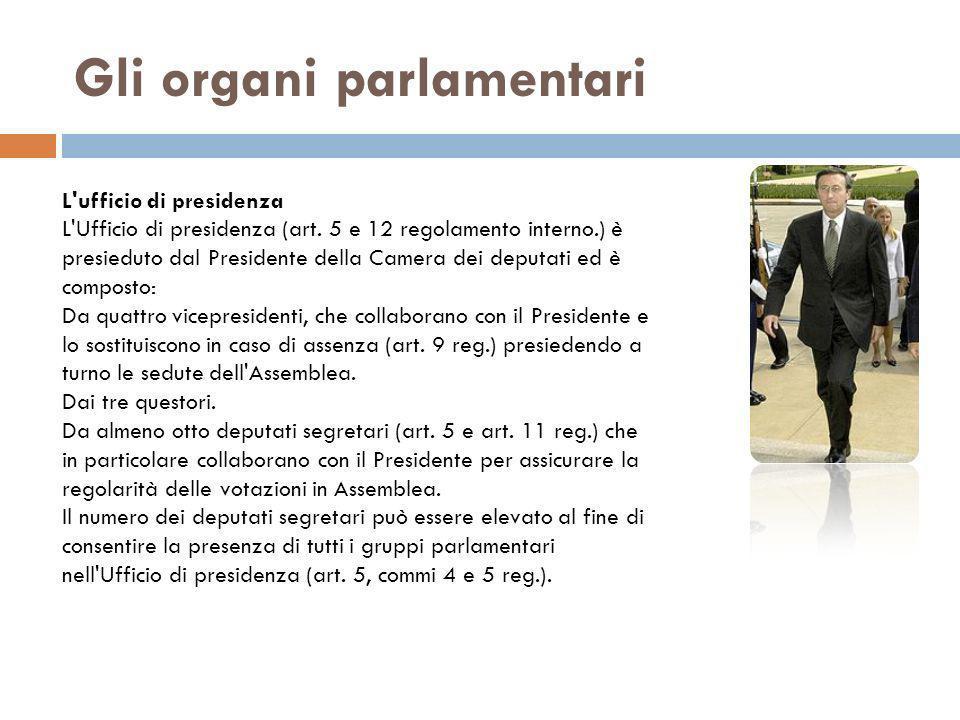 Il parlamento caratteri e struttura ppt scaricare for Numero deputati