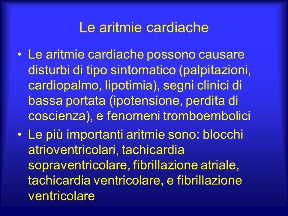 Le aritmie cardiache