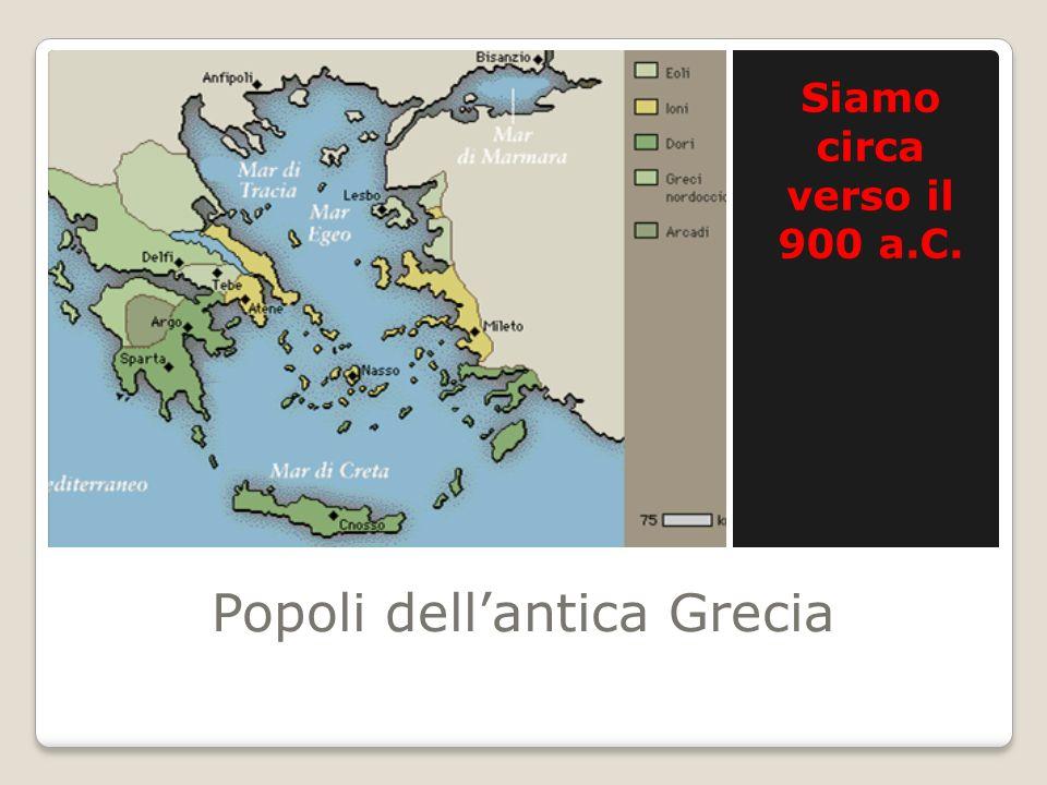 Popoli dell'antica Grecia