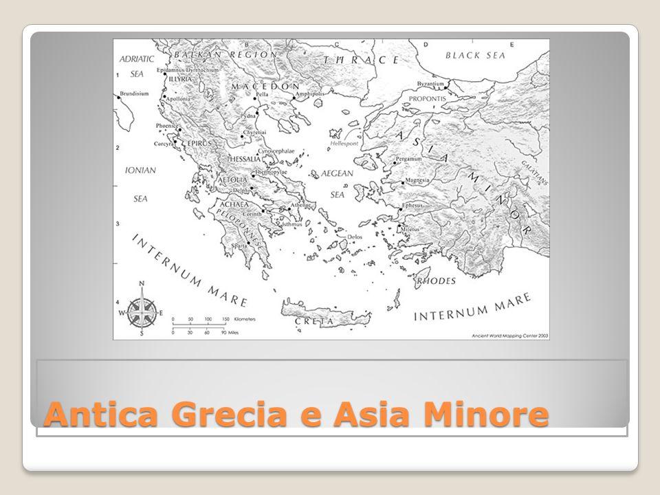 Antica Grecia e Asia Minore