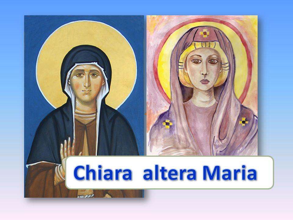 Chiara altera Maria