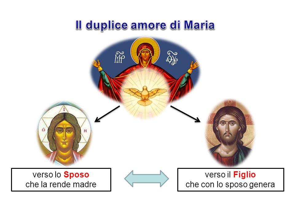 Il duplice amore di Maria