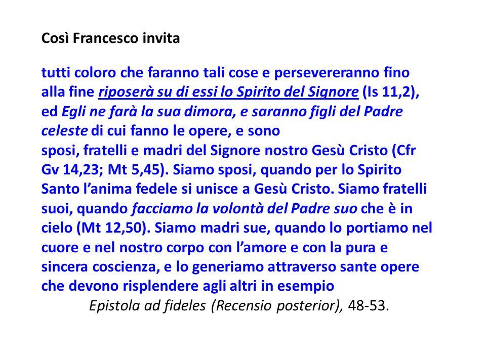 Epistola ad fideles (Recensio posterior), 48-53.