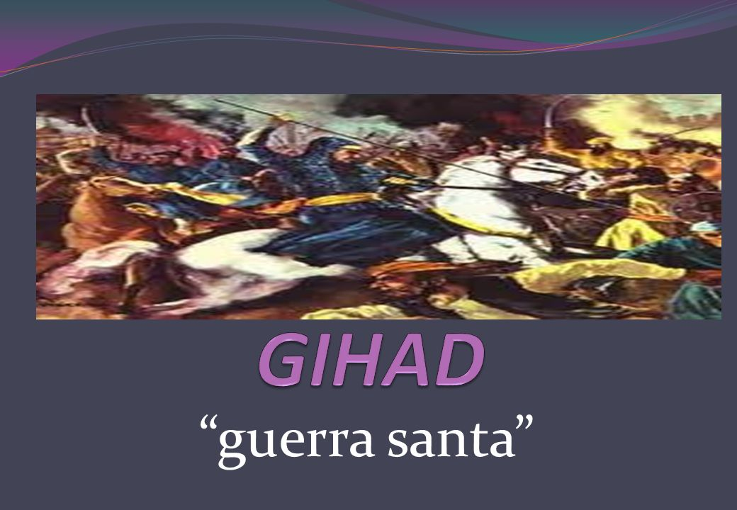 GIHAD guerra santa