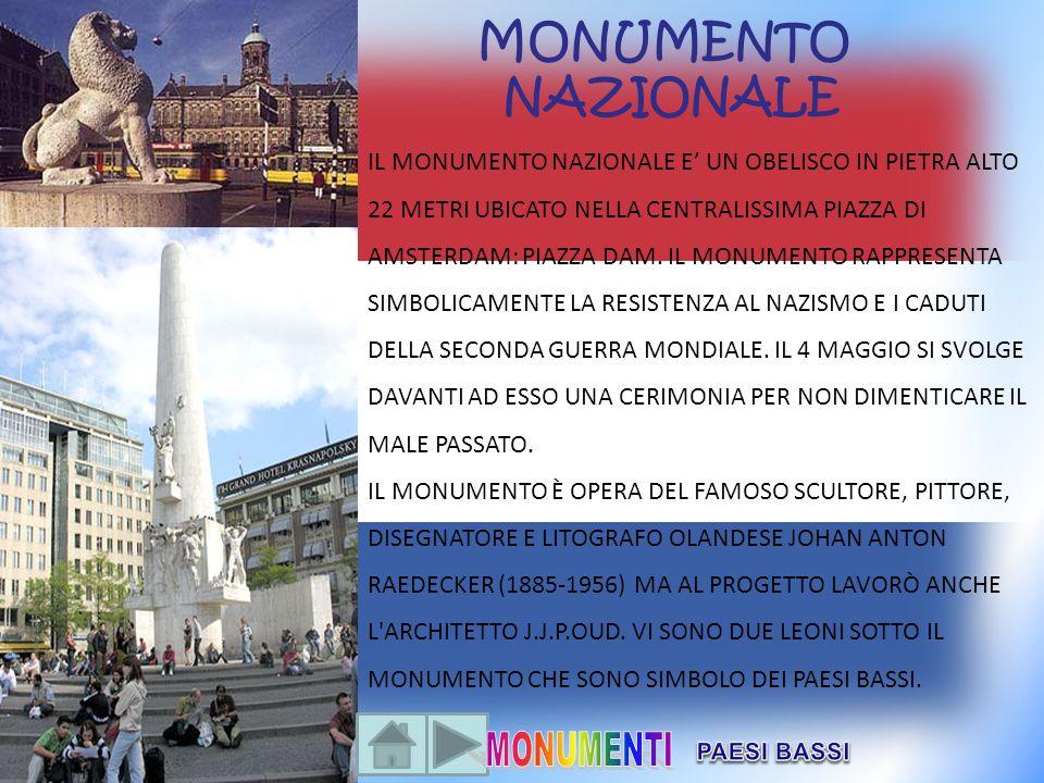 MONUMENTO NAZIONALE.