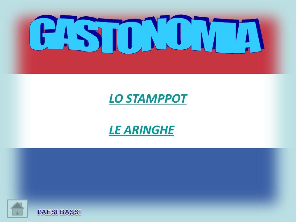 GASTONOMIA LO STAMPPOT LE ARINGHE PAESI BASSI