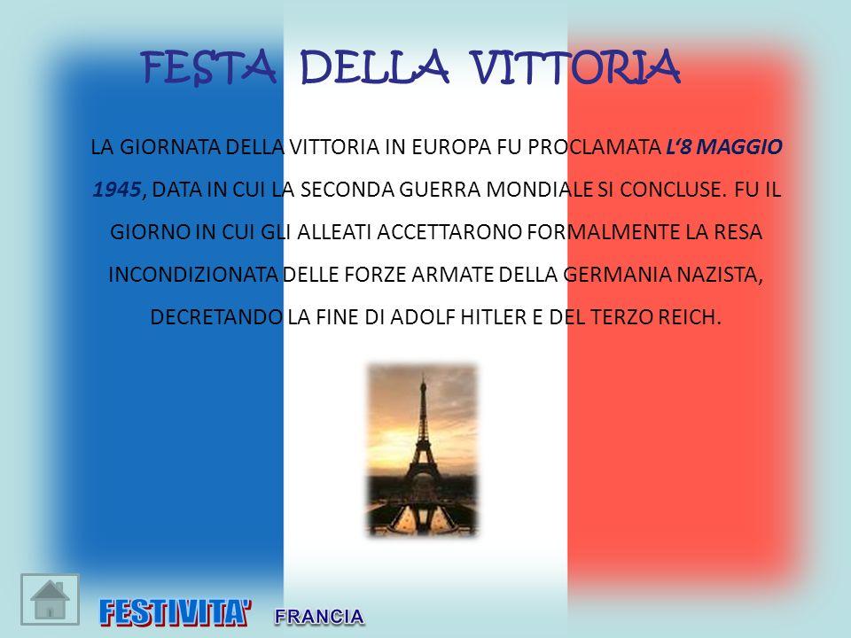 FESTA DELLA VITTORIA