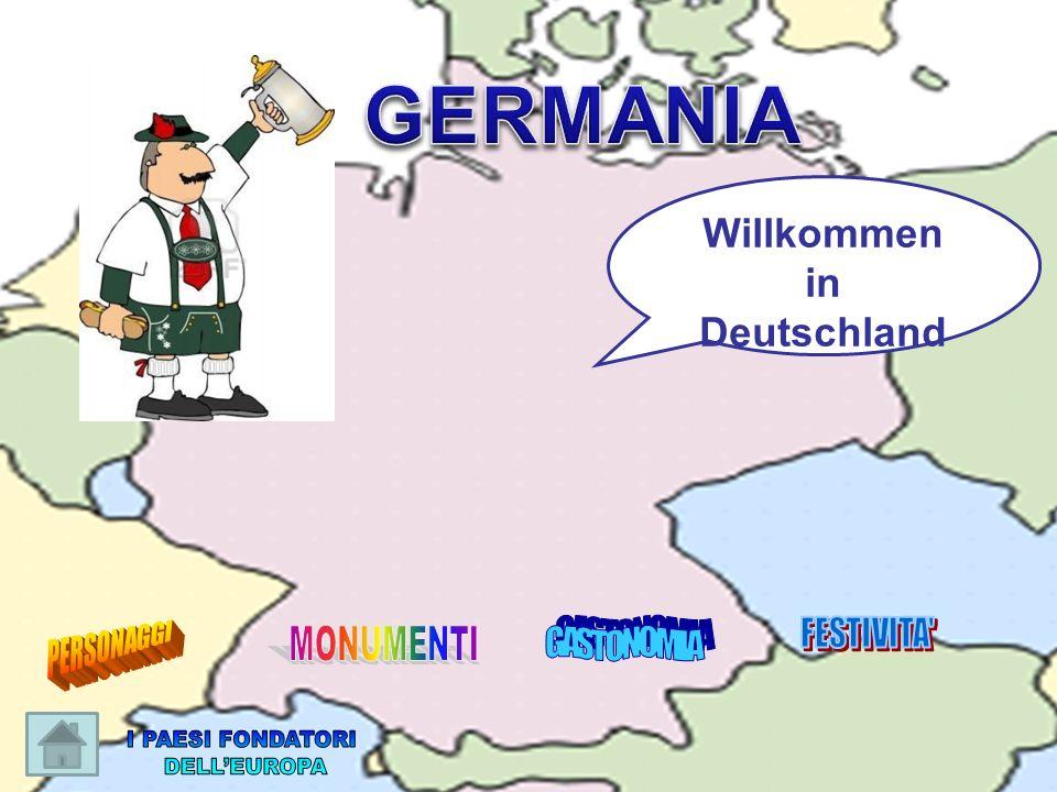 Willkommen in Deutschland