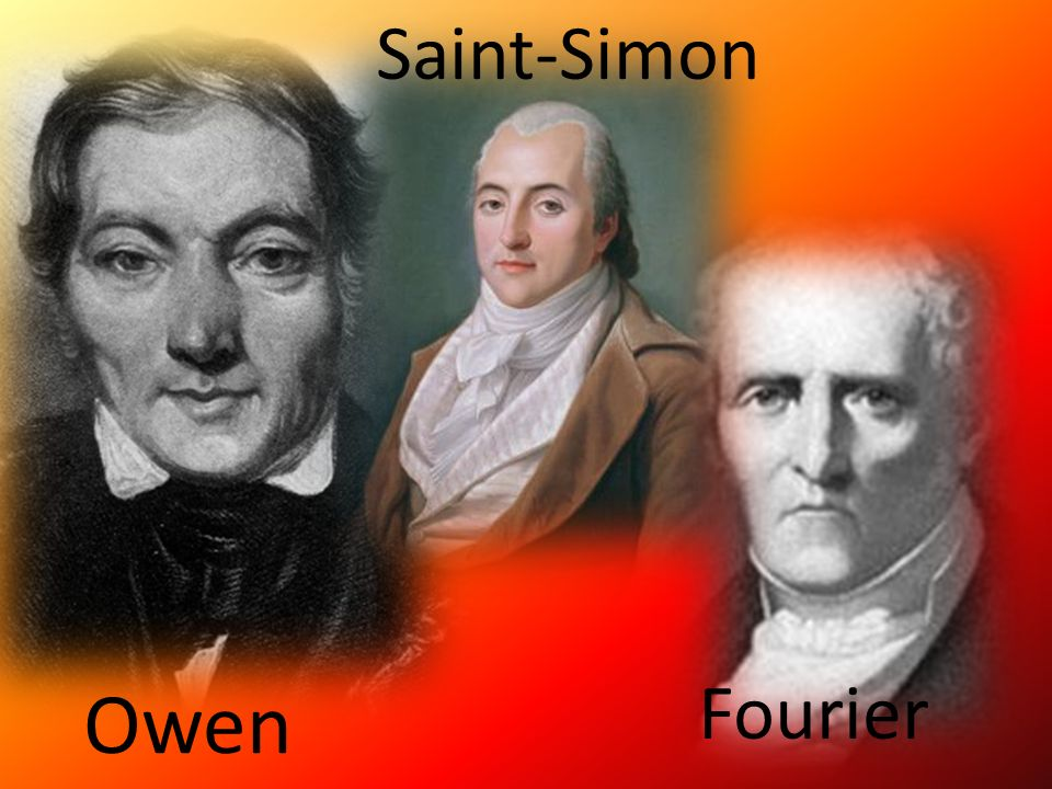 Saint-Simon Owen Fourier