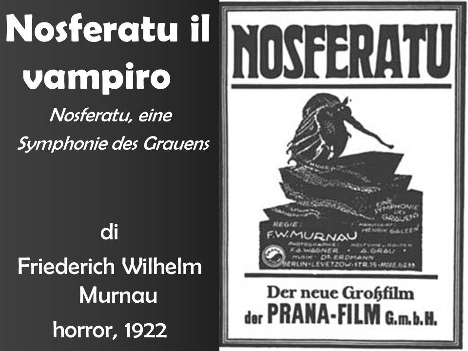 Friederich Wilhelm Murnau