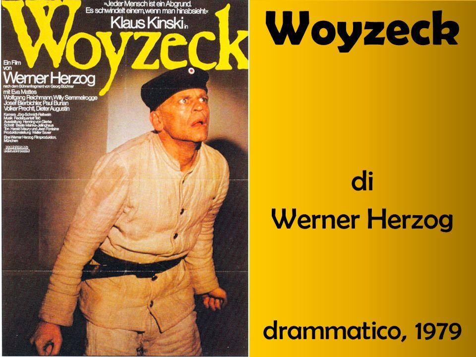 Woyzeck di Werner Herzog drammatico, 1979