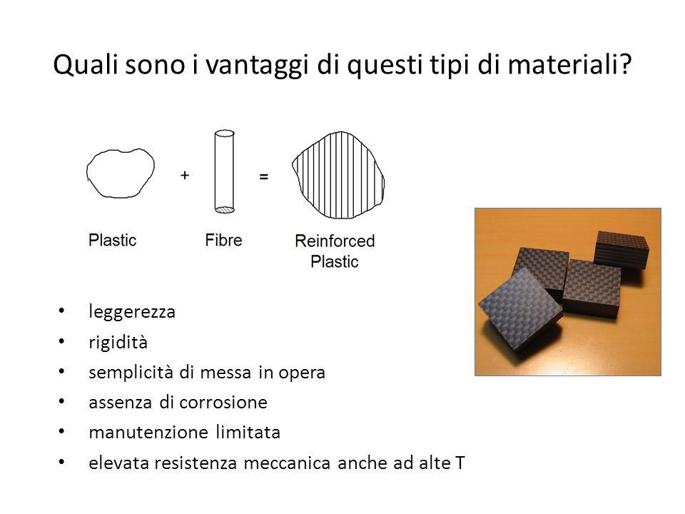 Quali sono i vantaggi di questi tipi di materiali