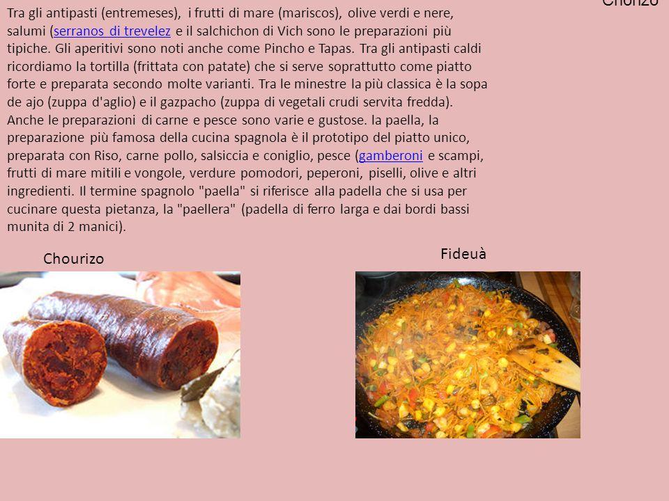 Chorizo Fideuà Chourizo