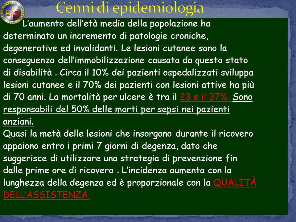 Cenni di epidemiologia