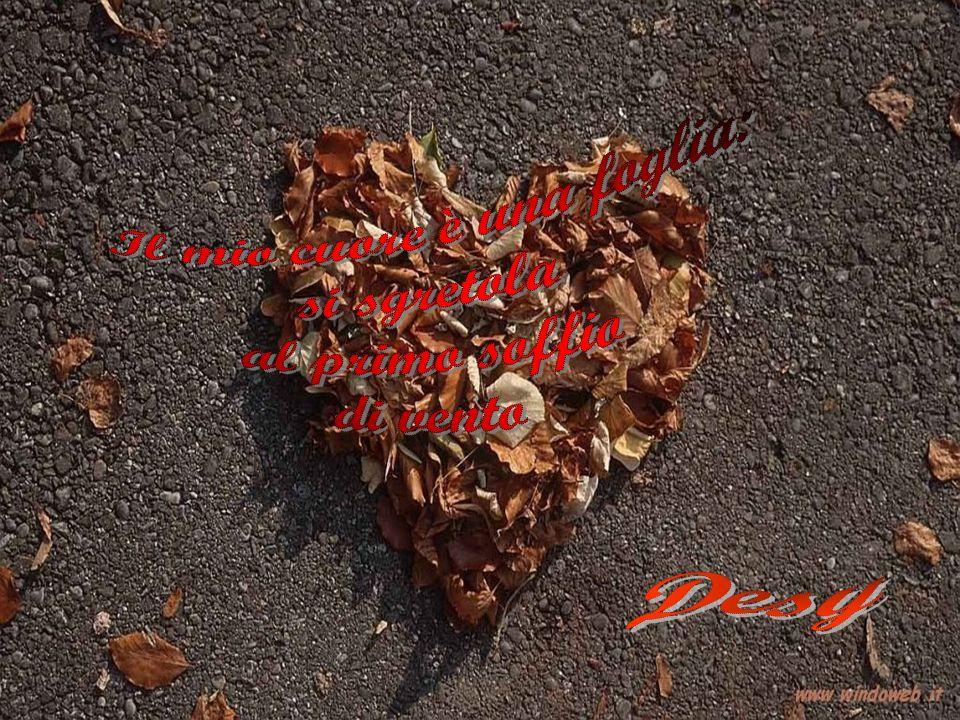 Il mio cuore è una foglia: