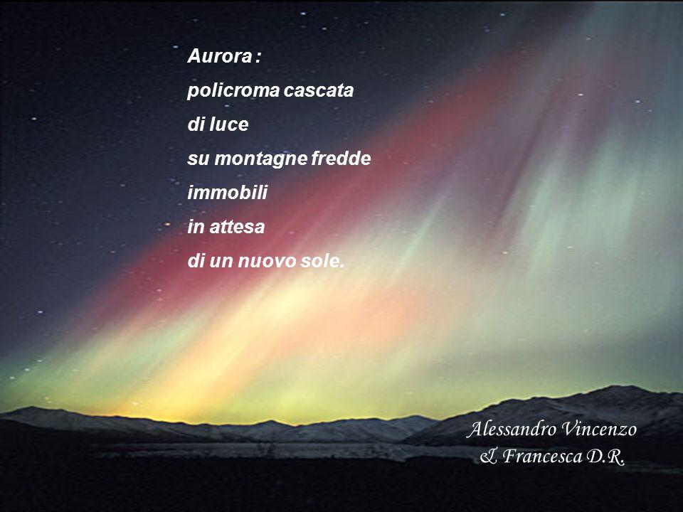 Alessandro Vincenzo & Francesca D.R.