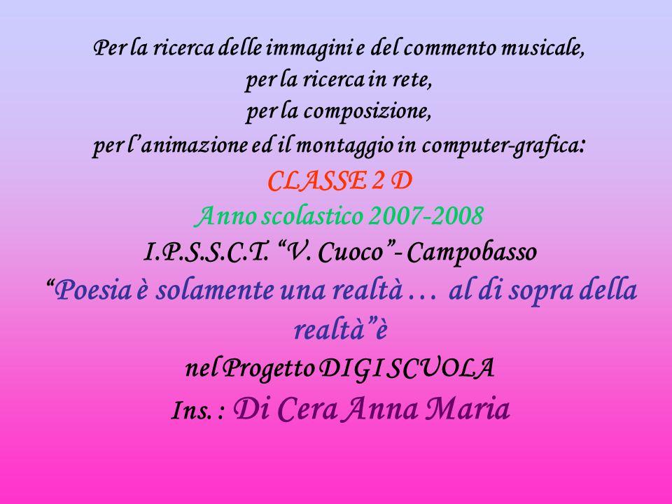 I.P.S.S.C.T. V. Cuoco - Campobasso