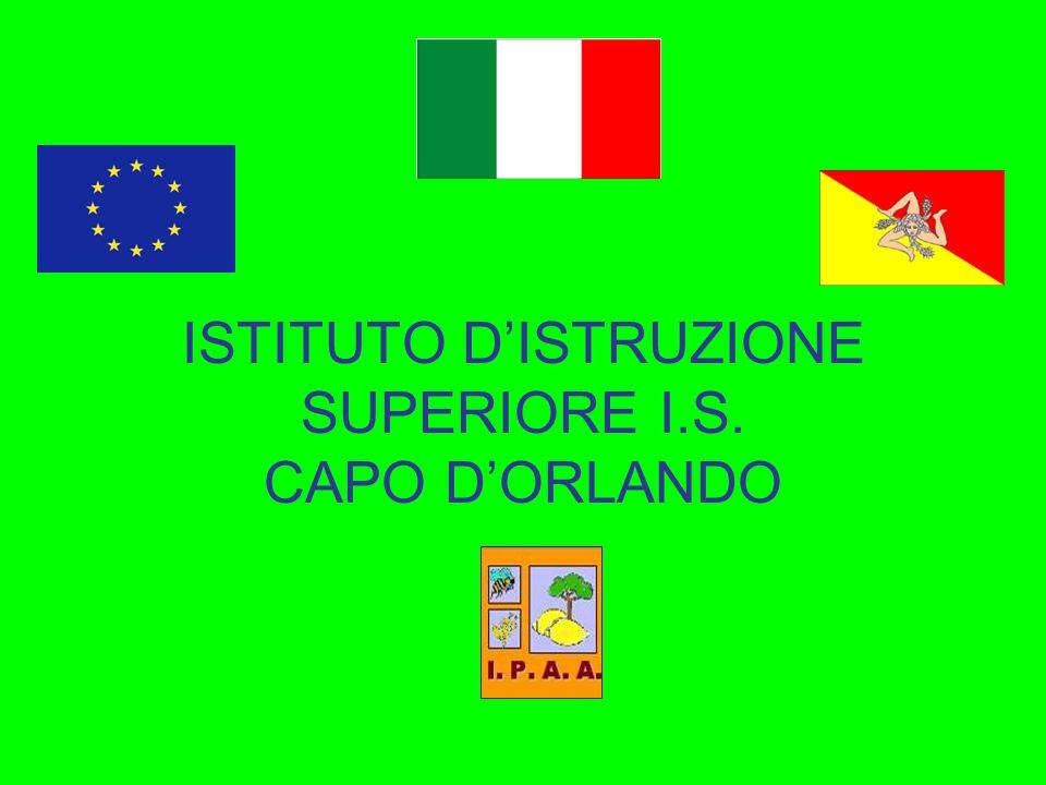 ISTITUTO D'ISTRUZIONE SUPERIORE I.S. CAPO D'ORLANDO