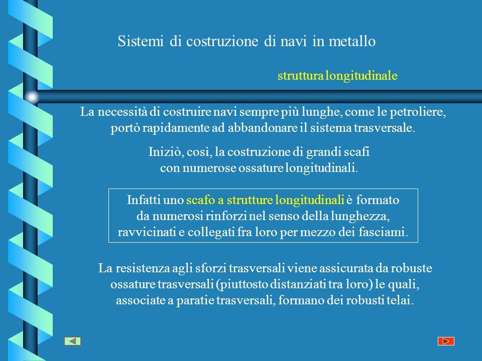 struttura longitudinale