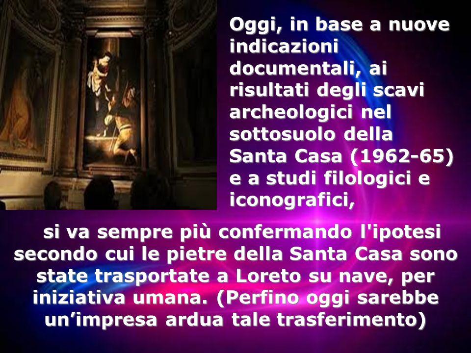 Santa Casa (1962-65) e a studi filologici e iconografici,