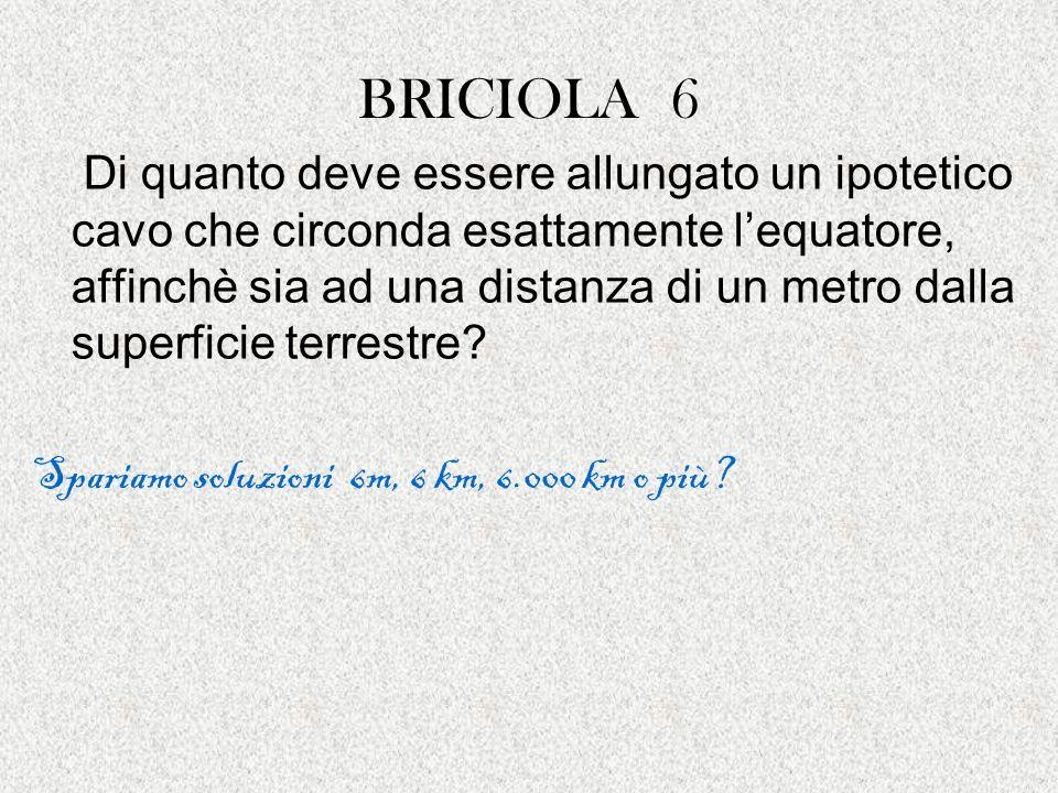 BRICIOLA 6