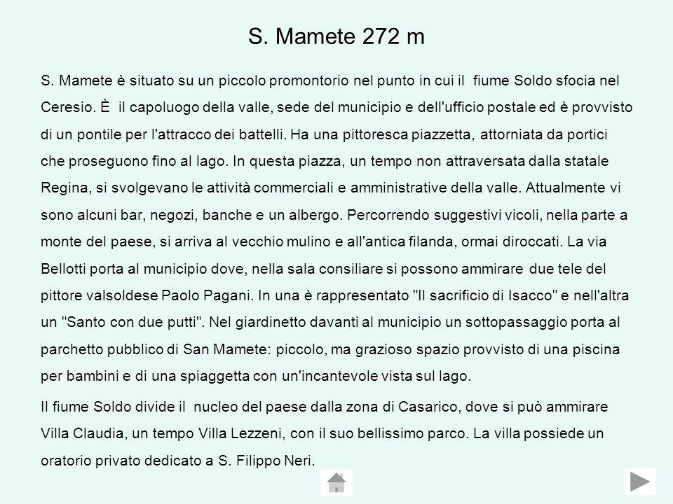 S. Mamete 272 m