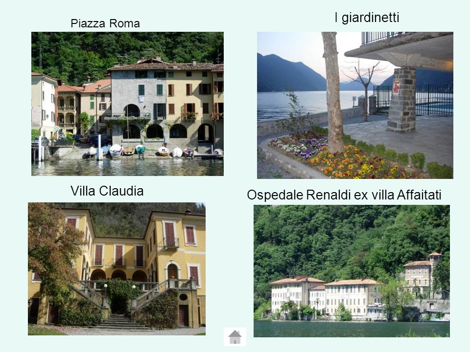 Ospedale Renaldi ex villa Affaitati