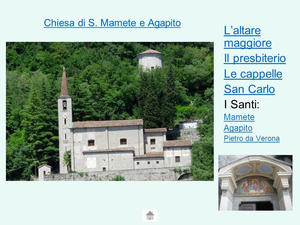Chiesa di S. Mamete e Agapito