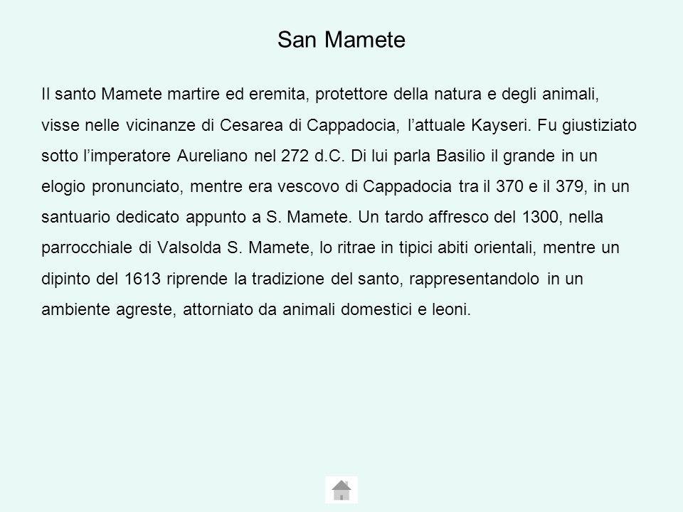 San Mamete