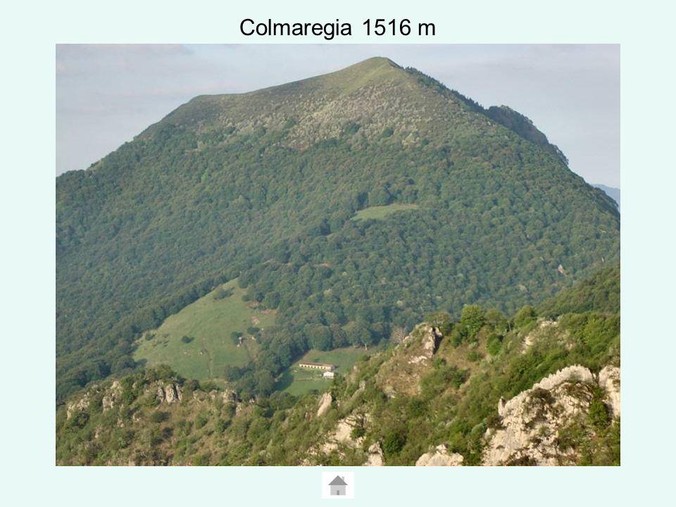 Colmaregia 1516 m
